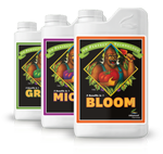 Sada MICRO BLOOM GROW 3x1L s pH formulí perfect