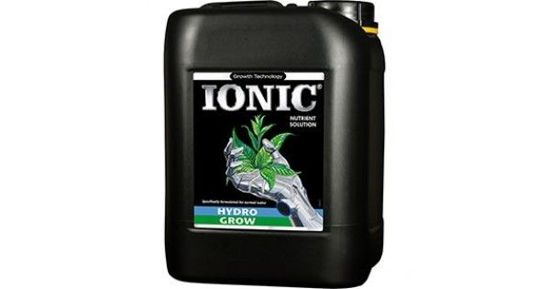 Growth Technology ionic hydro grow 20L - na fazę wzrostu do upraw w hydroponice